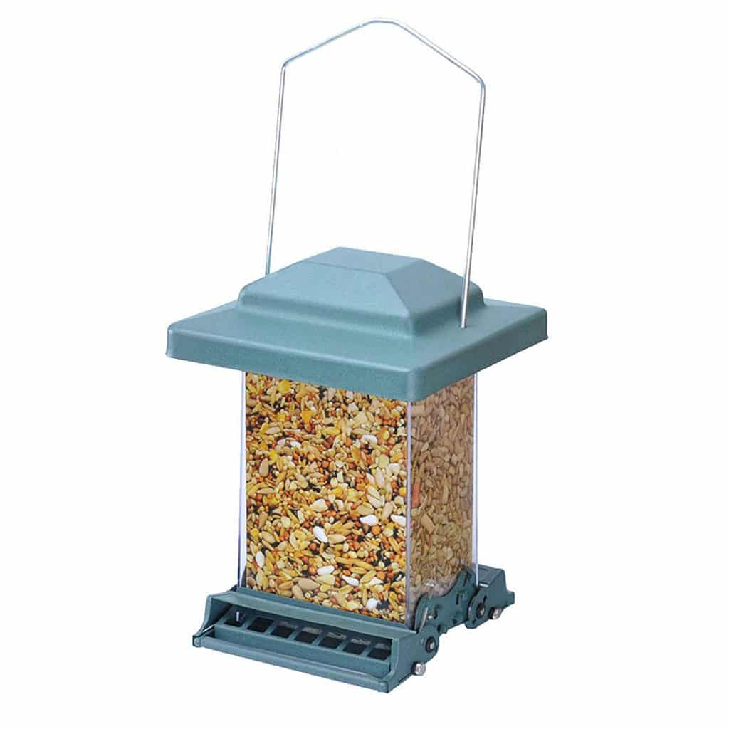 Myard MBF 75160-g Double Sided Squirrel Proof Bird Feeder
