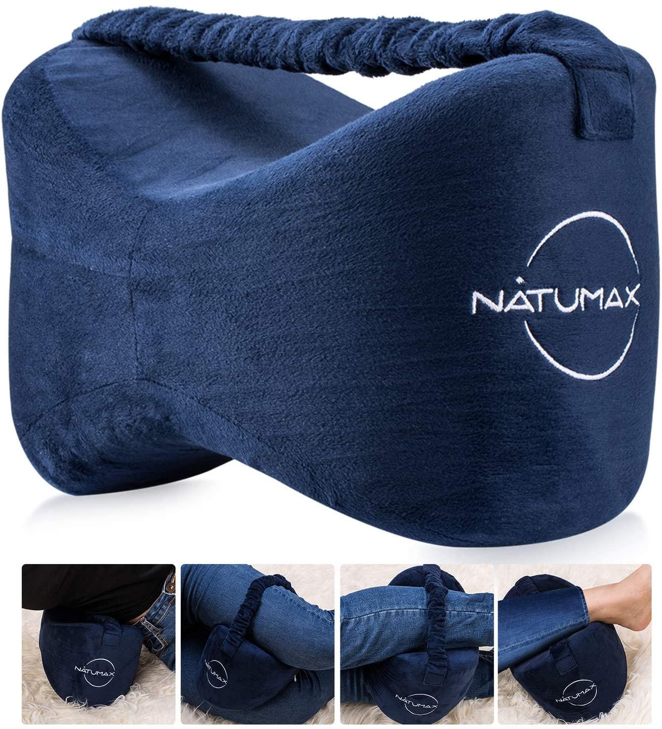 NATUMAX Knee Pillow Side Sleepers