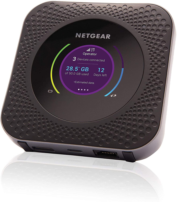 NETGEAR Nighthawk M1 Mobile Hotspot 4G LTE Router MR1100