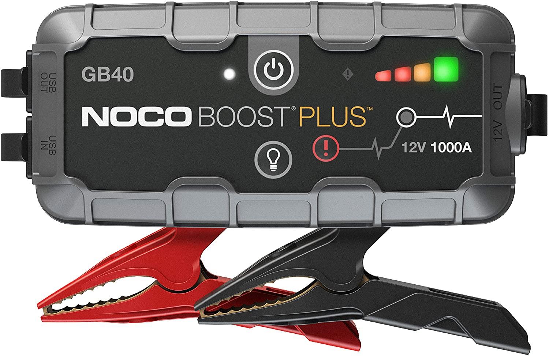 NOCO Boost Plus GB40 Car Jump Starter