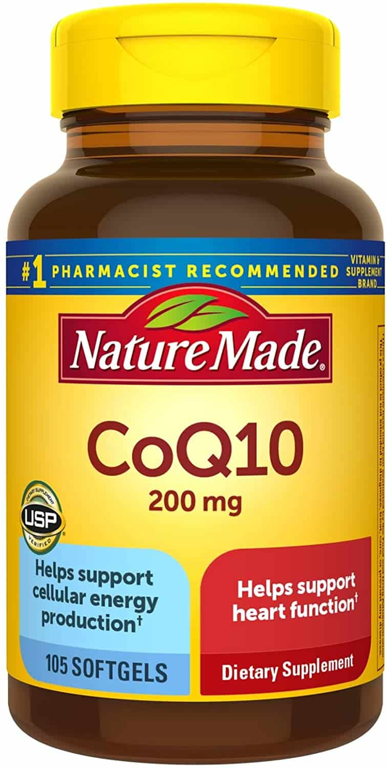 Nature Made Coq10 Supplements