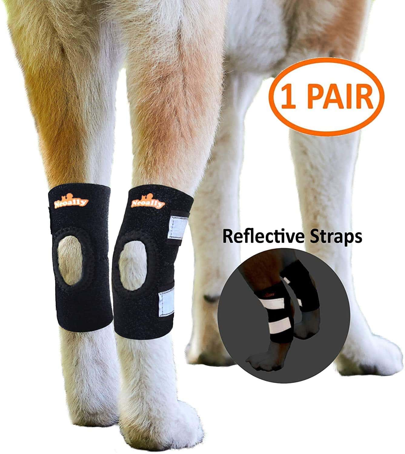 NeoAlly Dog Leg Brace
