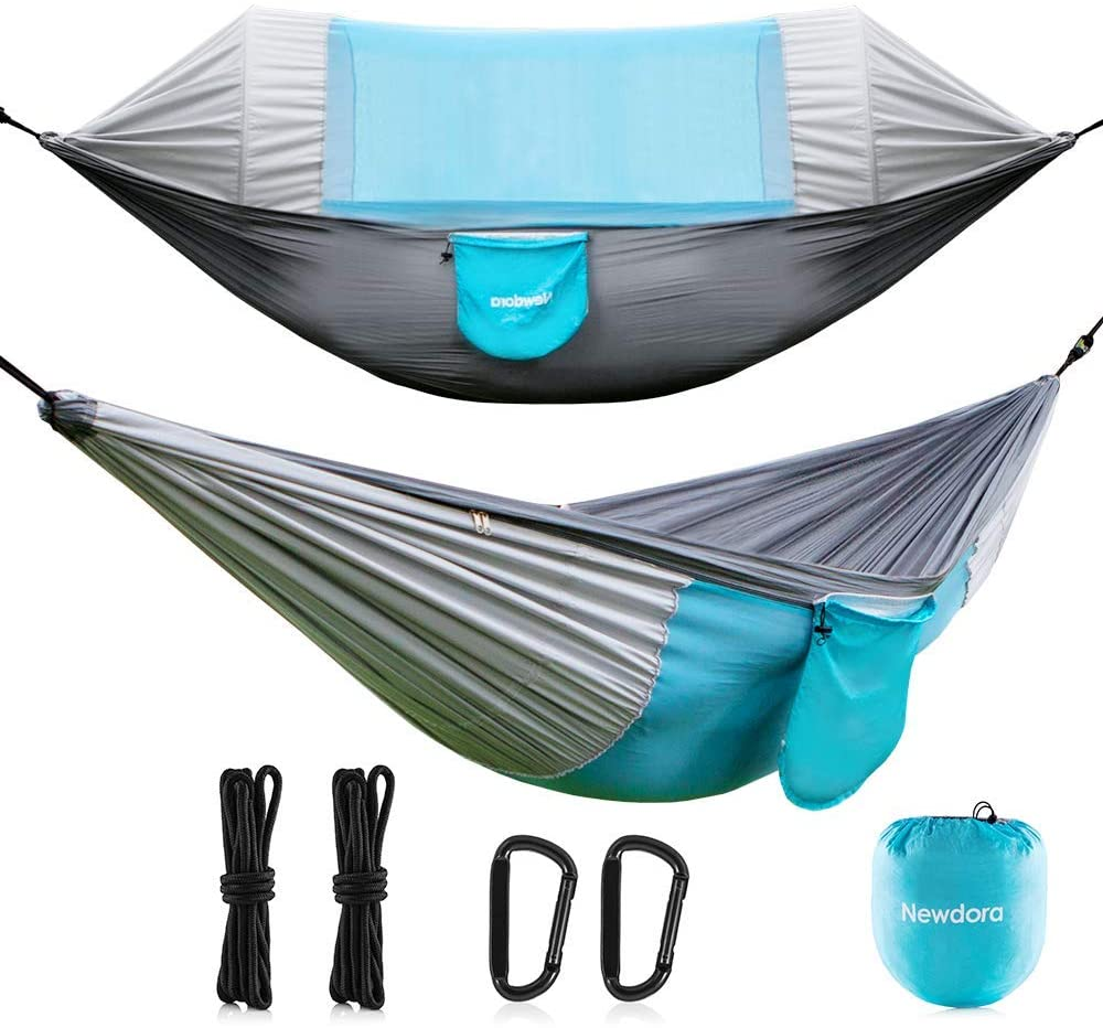 Newdora Hammock with Mosquito Net