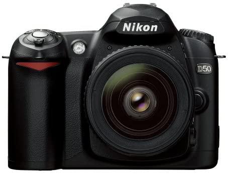 Nikon D50 DSLR Camera