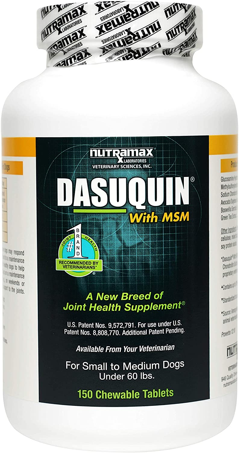 Nutramax Dasuquin Joint Supplements for Dogs