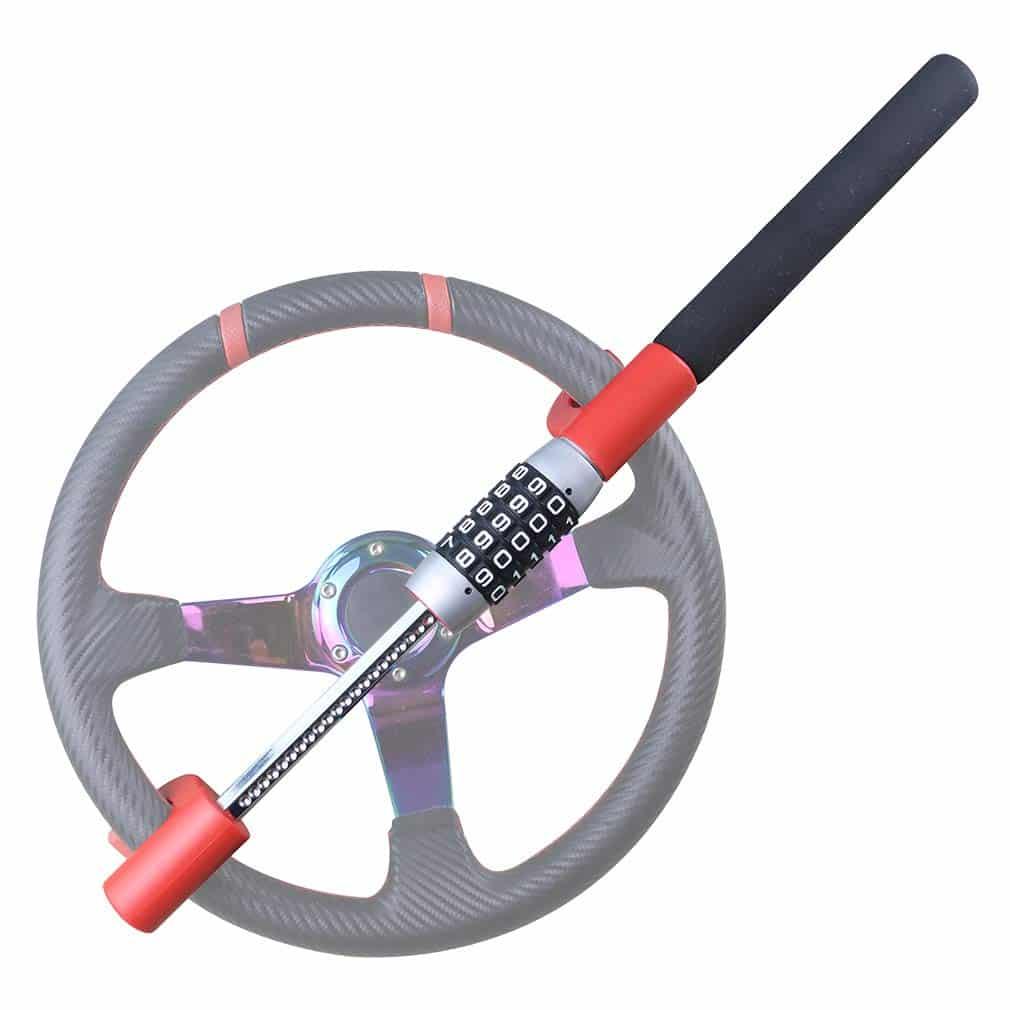 OKLEAD Universal Steering Wheel Lock