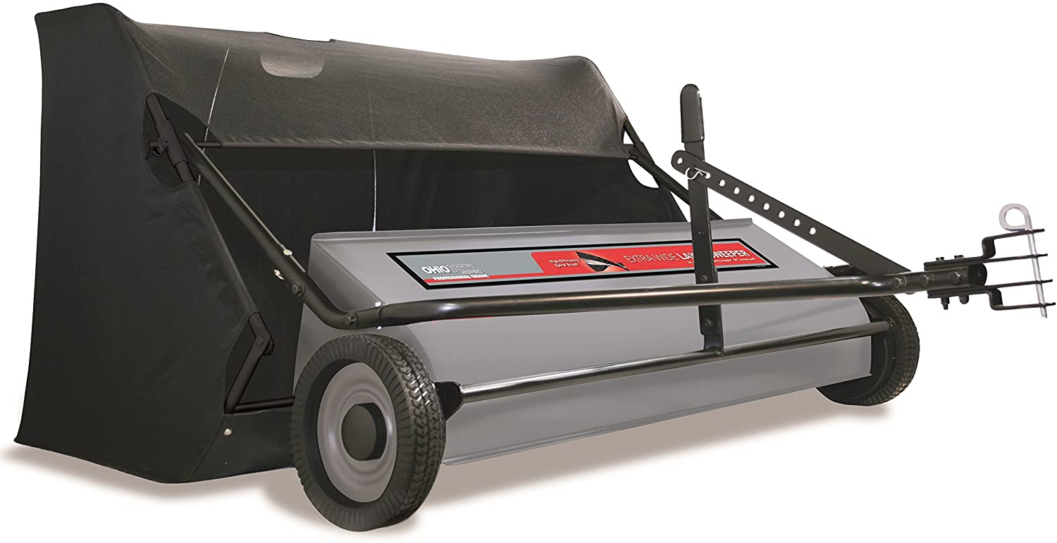 Ohio Steel 50 Cubic Feet 50SWP26 Pro Sweeper