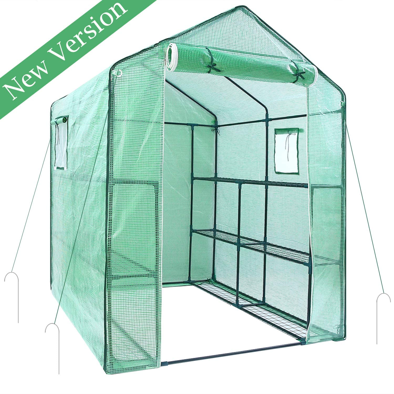 Ohuhu Large Portable Greenhouse