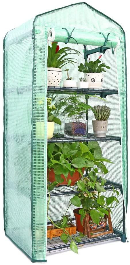 Ohuhu Mini Portable Greenhouse