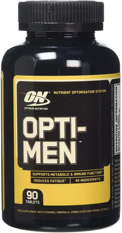 Optimum Nutrition Multivitamin Opti-Men Tablets