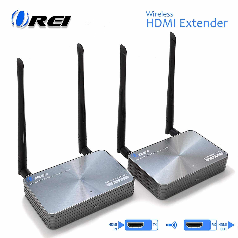 Orei Wireless HDMI Transmitter and Receiver