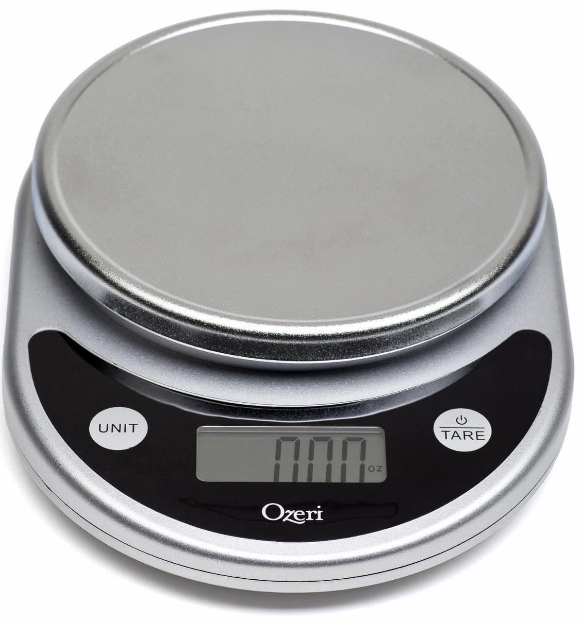 Ozeri ZK14-S Pronto Digital Scale
