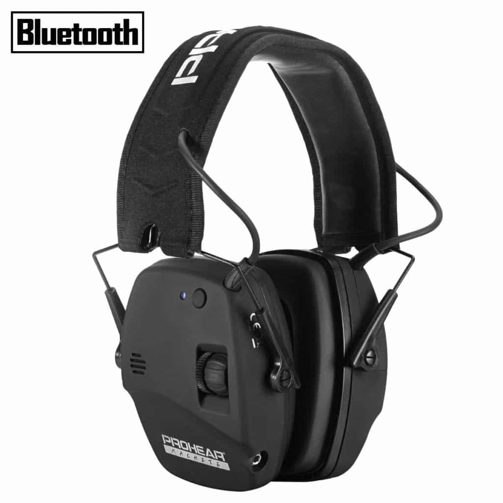 PROHEAR 030 Electronic Shooting Ear Protection Muffs