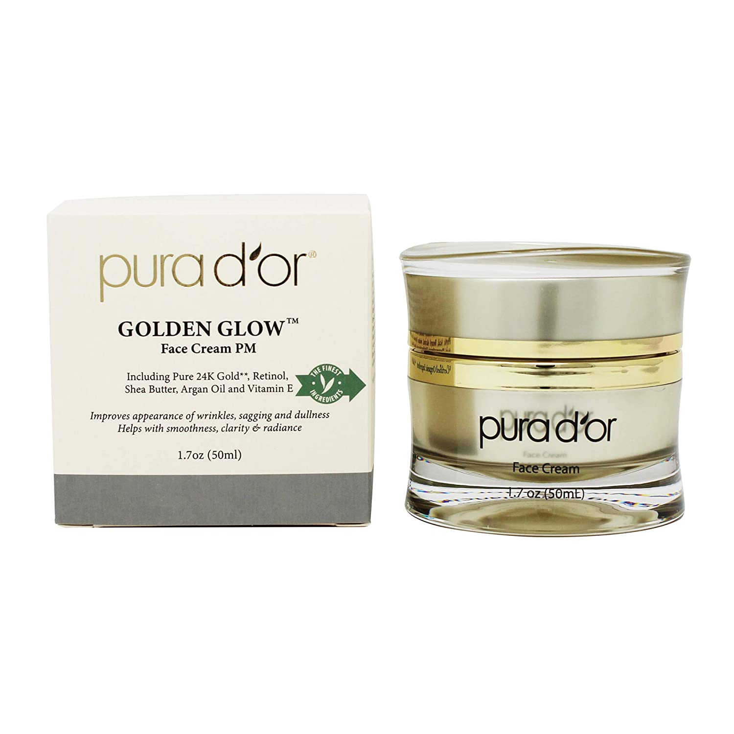 PURA D'OR Anti-Aging Cream