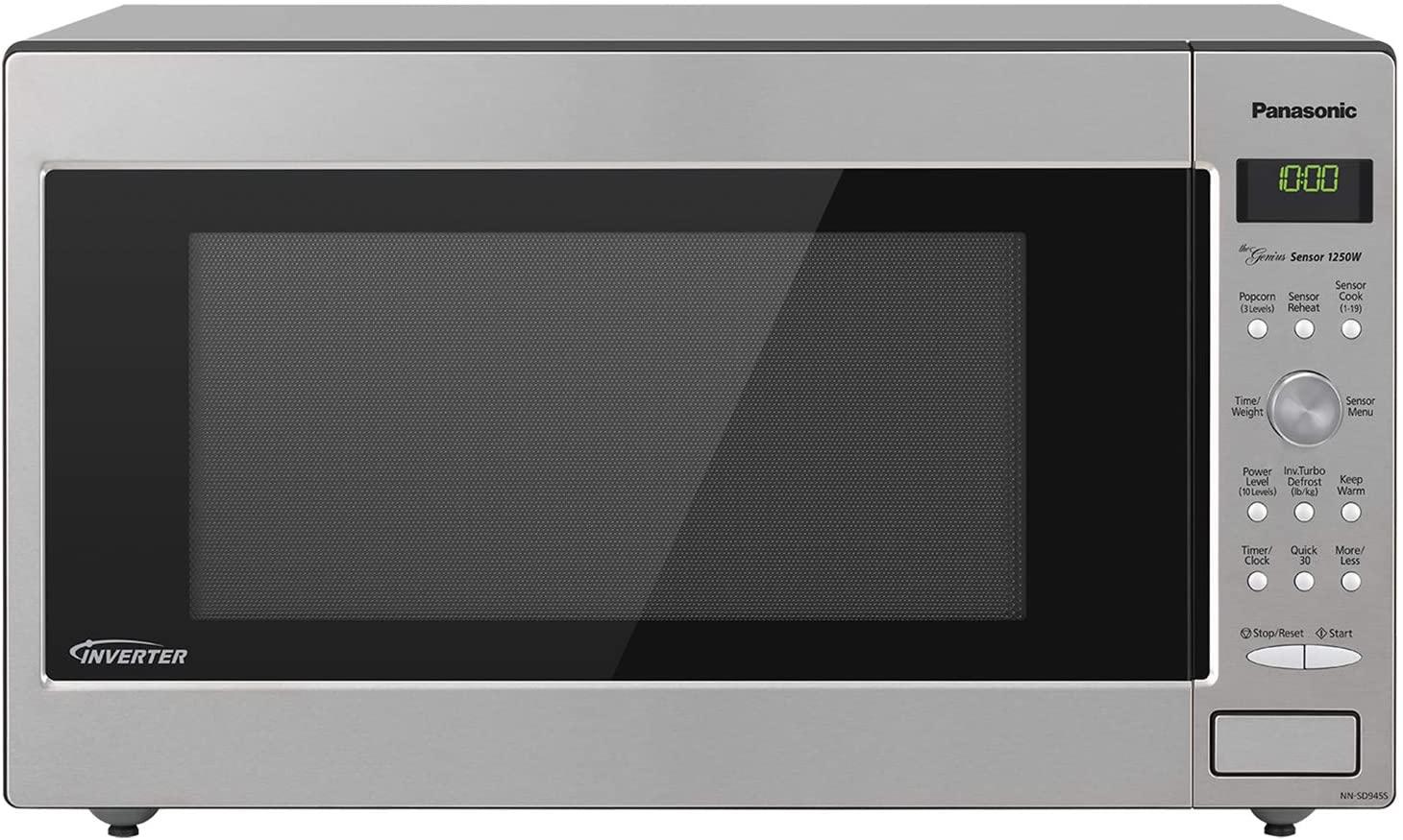 Panasonic NN-SD45S Countertop Microwave Oven