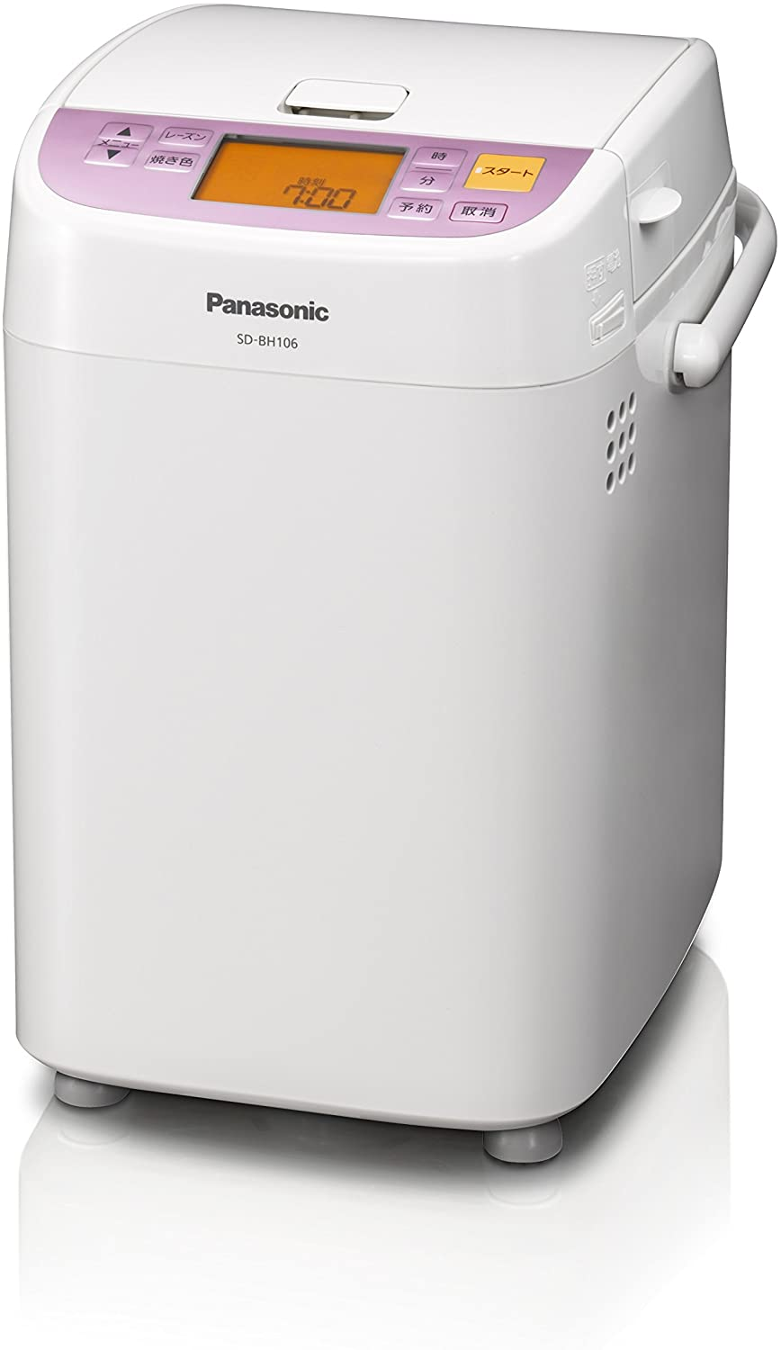 Panasonic SD-BH106-PW Bread Machine