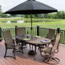 Patio Umbrella Stands & Bases