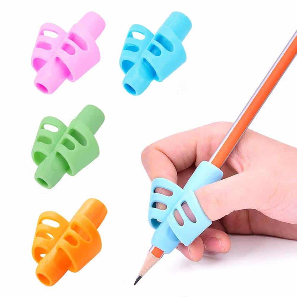 Pencil Grips - BUSHIBU Children Pen Writing Aid Grip