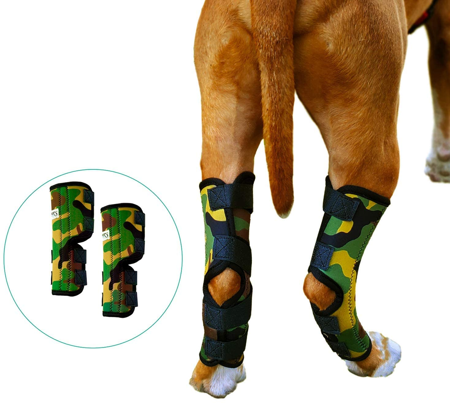 Pet Lovers Stuff Dog Leg Brace for Hind Leg