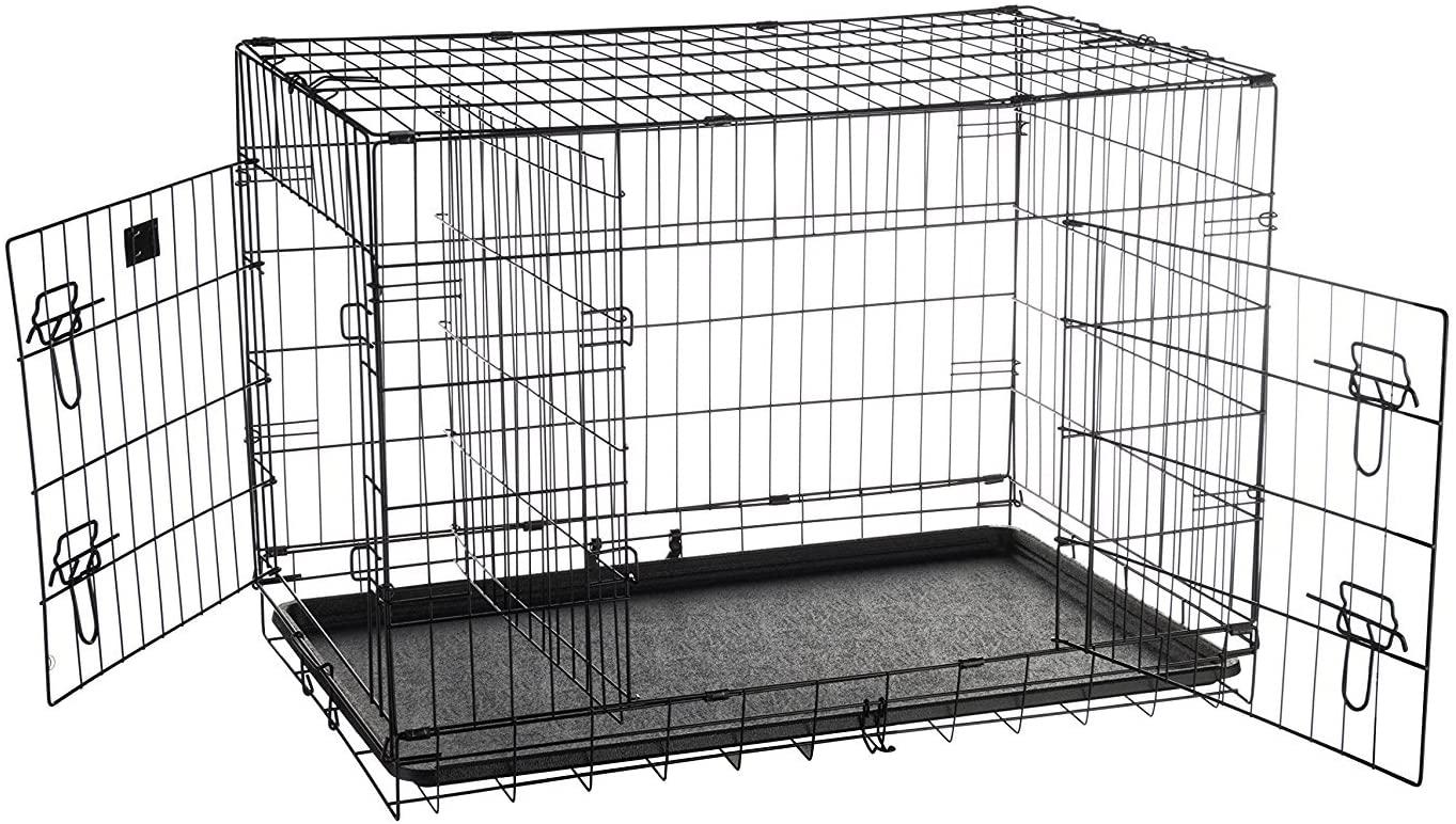 Pet Trex Folding Pet Crate Kennel