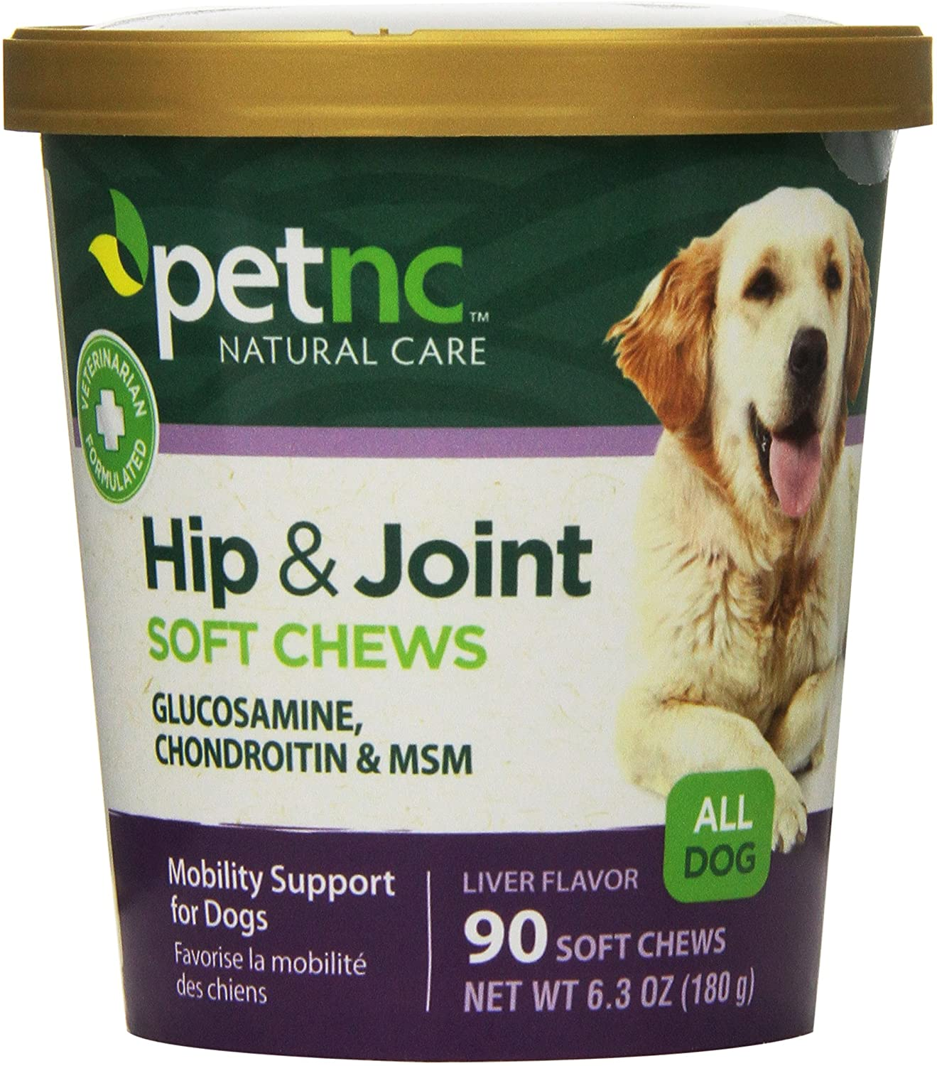 PetNC Natural Care Joint Supplements for Dogs