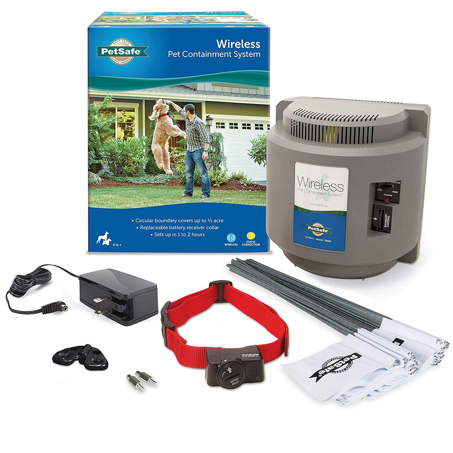 PetSafe Wireless Dog Electric Fence