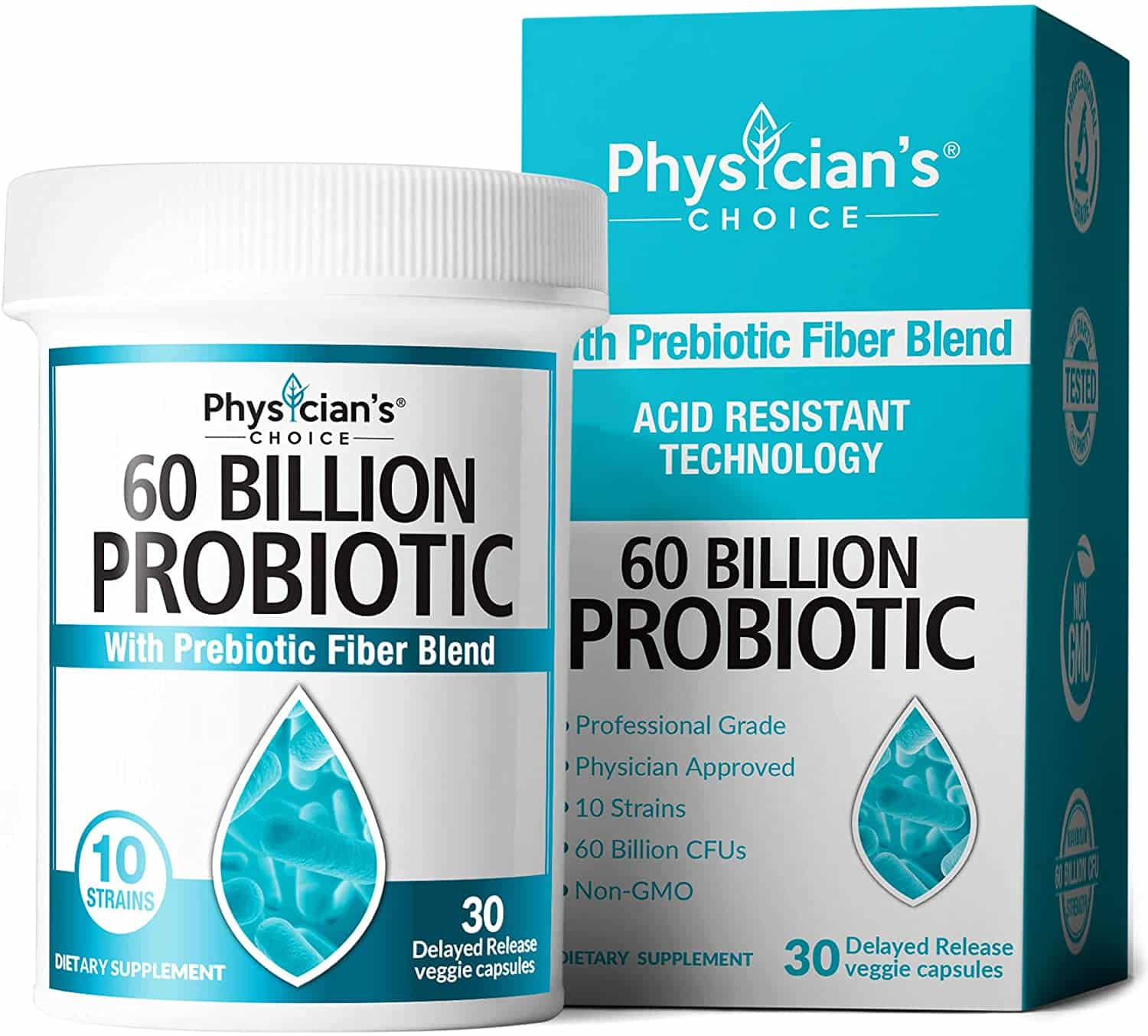 Physician's CHOICE Probiotics Supplements
