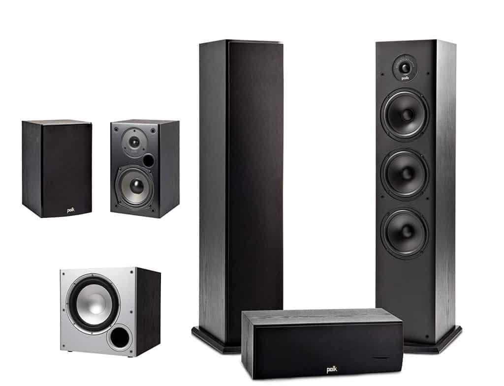 Polk Audio 5.1 Channel Speaker