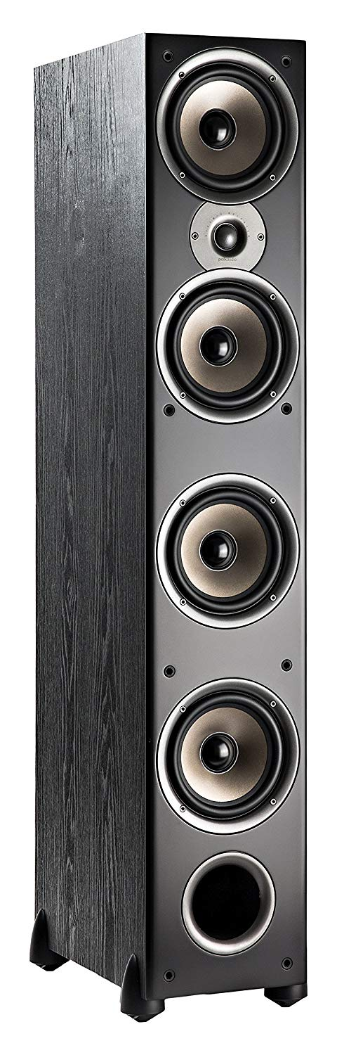 Polk Audio Floorstanding Speaker 70 Series Ii Tower Speaker