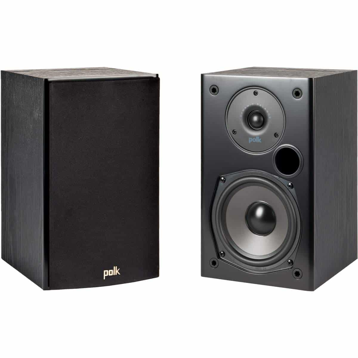 Polk Audio T15 100-Watt Bookshelf Speakers