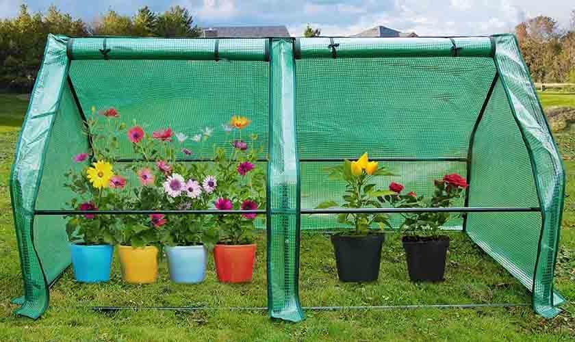 Portable Greenhouses