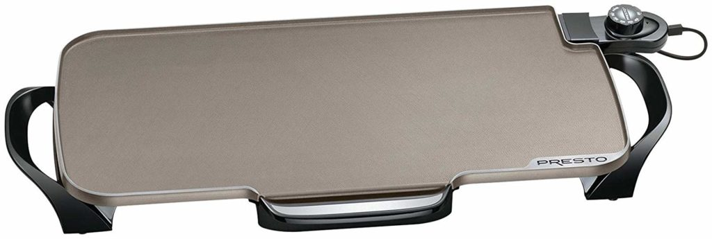 Presto 07062 Ceramic 22-inch Electric Griddle