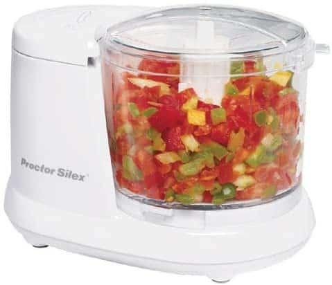 Procter Silex Durable Mini 1.5-Cup Food Processor