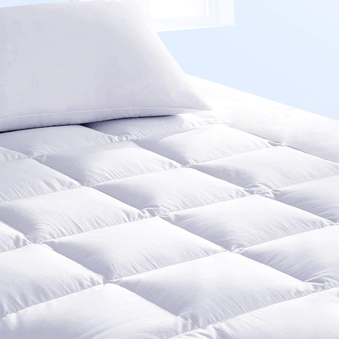 Pure Brands Pad Cover and Mattress Topper