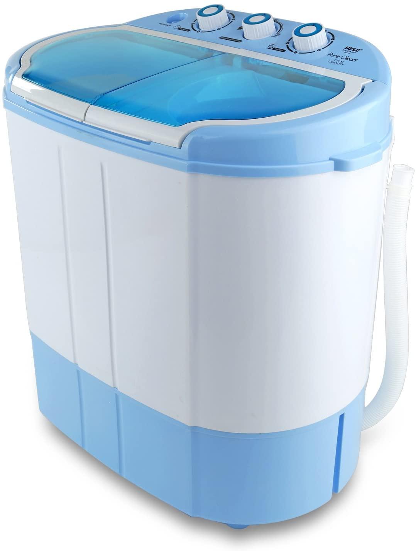 Pyle Upgraded Mini Washing Machine