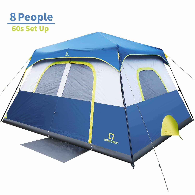QT QOMOTOP 8-person Camping Tent
