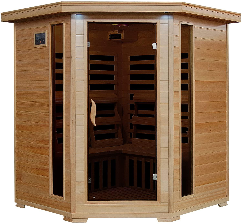 Radiant Saunas Infrared Sauna