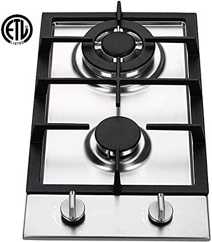 Ramblewood GC2-37N (Natural Gas) Gas Cooktop
