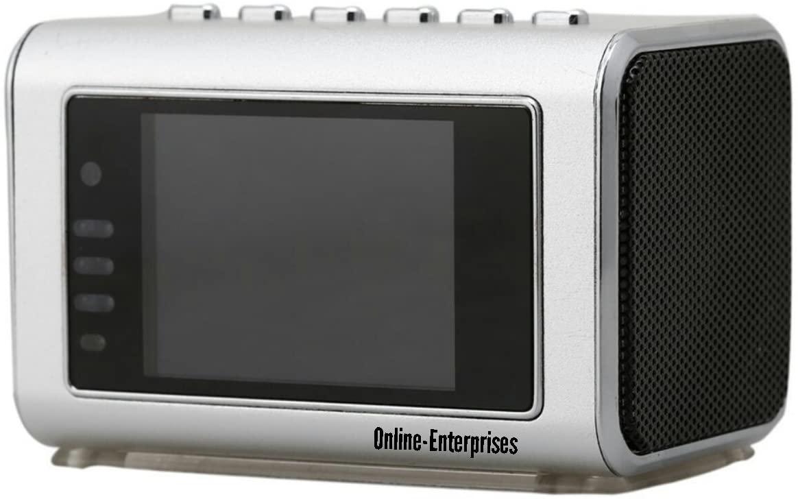 Risest Technology Co. Clock Spy Camera