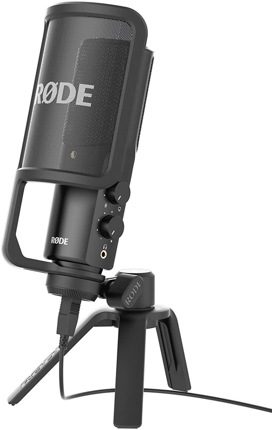Rode NT-USB Cardioid Condenser Microphone