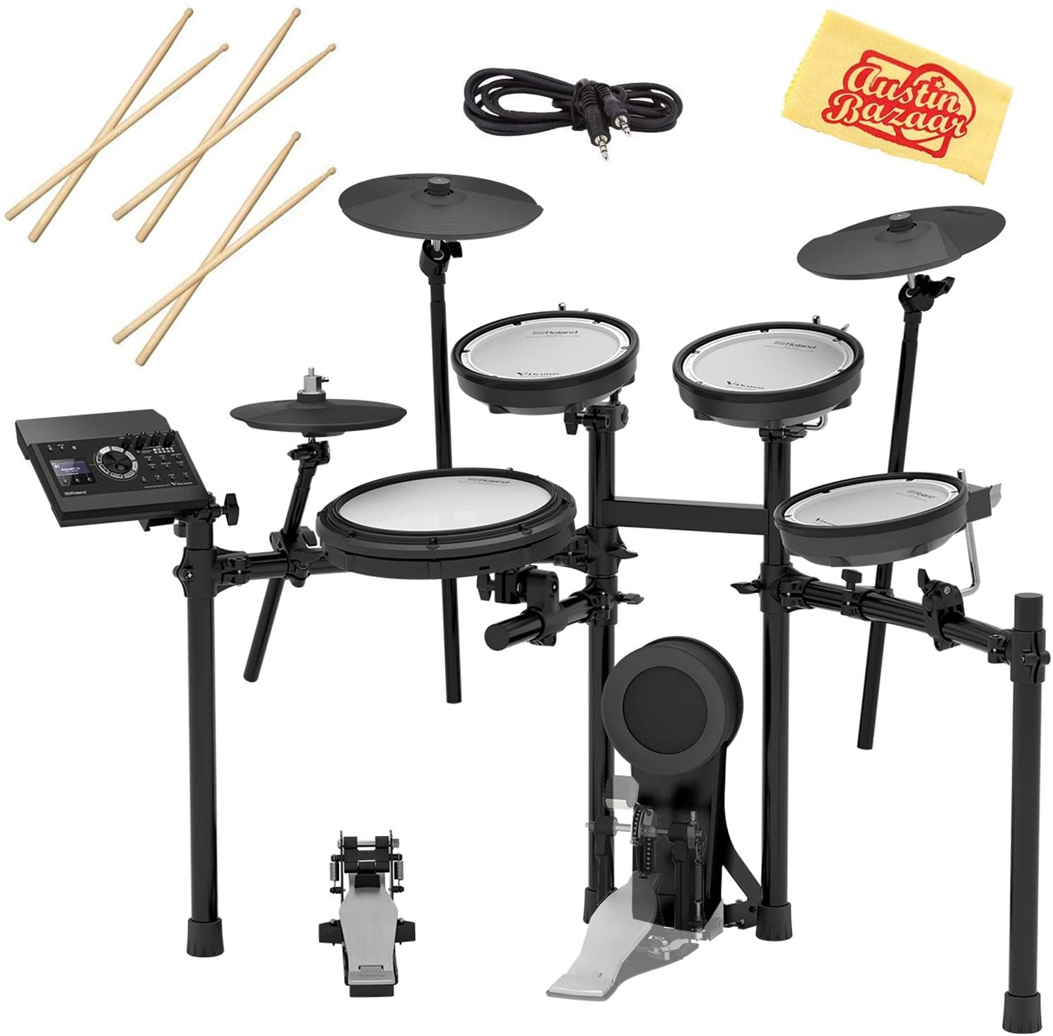 Roland Electronic TD-17KV Drum Set