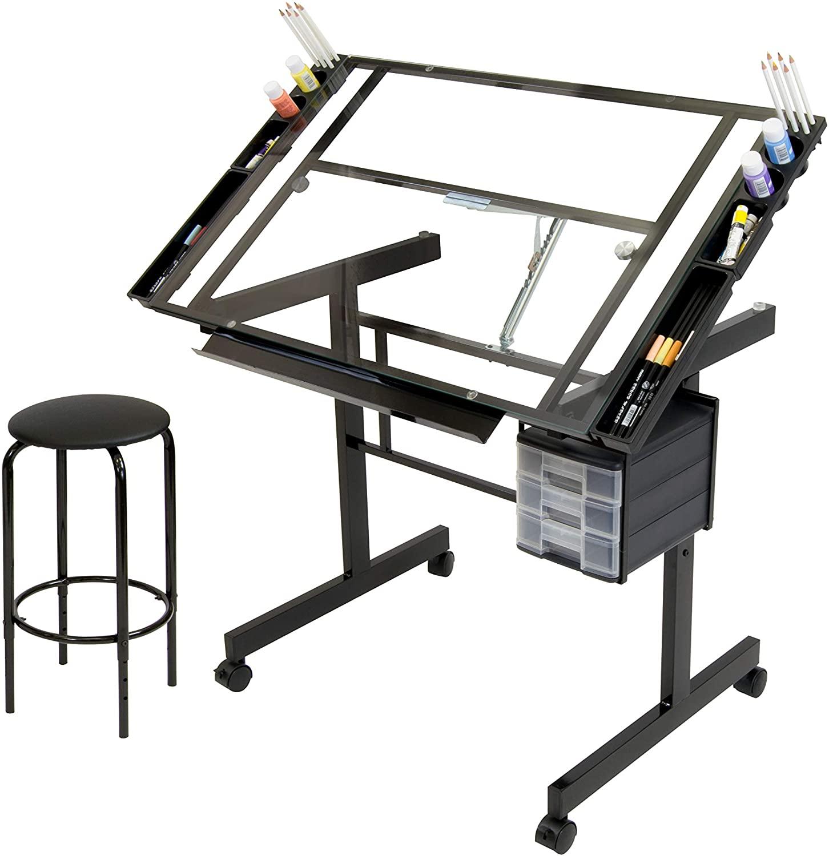 SD Studio Designs 10061 Art Desk for Artists