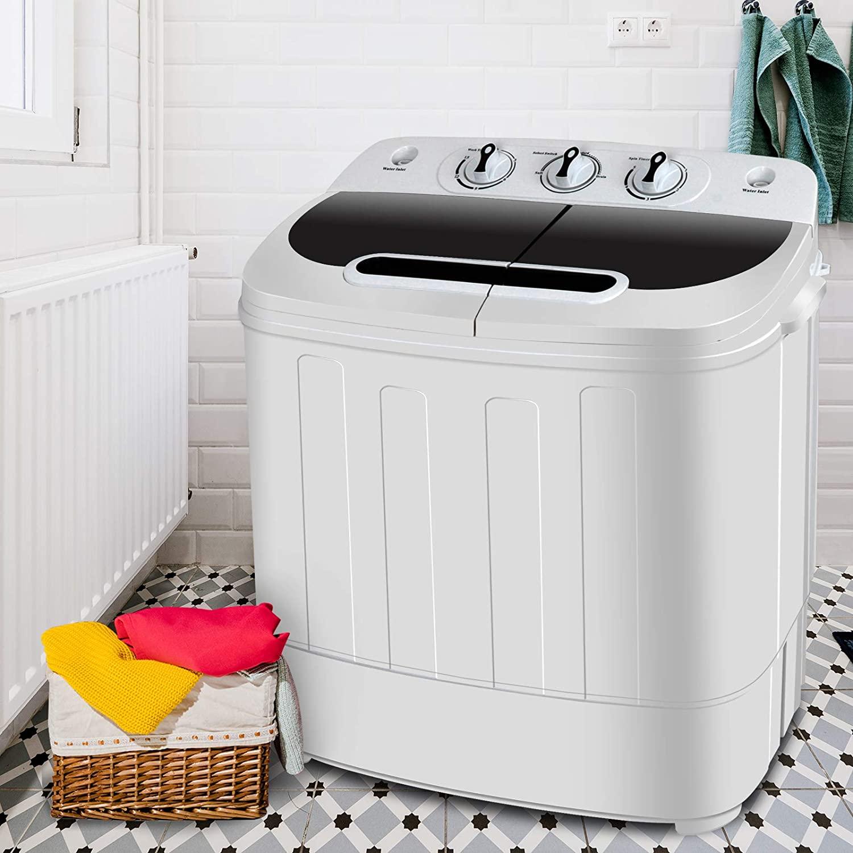 SUPER DEAL Twin Tub Washing Machine