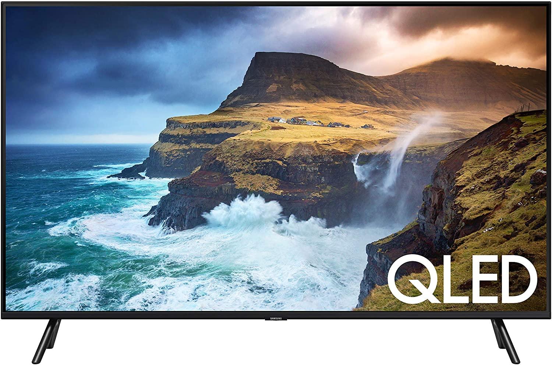 Samsung 85-inch Class 4K Ultra HD HDR Smart QLED TV