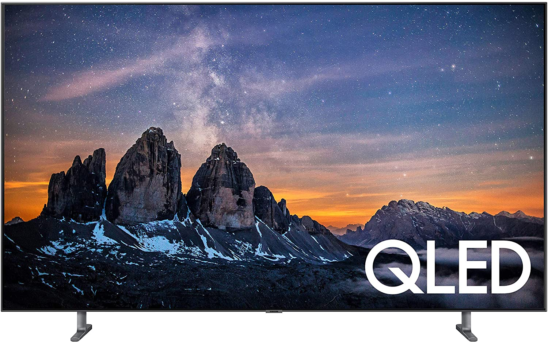 Samsung QN82Q80RAFXZA Flat 82-Inch QLED HD Smart TV