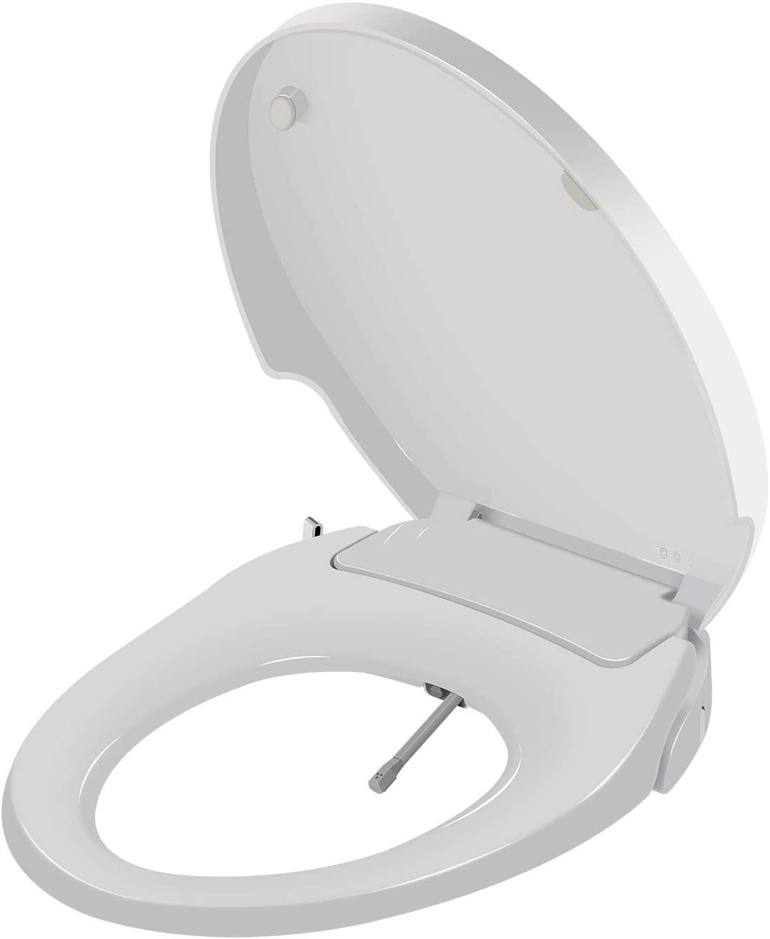 Saniwise Elongated Advanced Bidet Toilet Seat