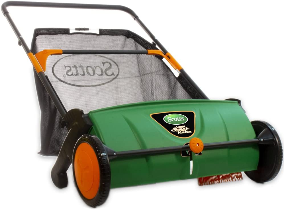 Scotts LSW70026S 26-Inch Lawn Sweeper