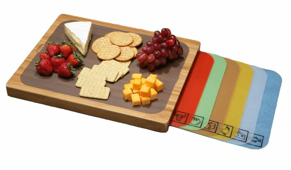 Seville Classics Bamboo Cutting Board