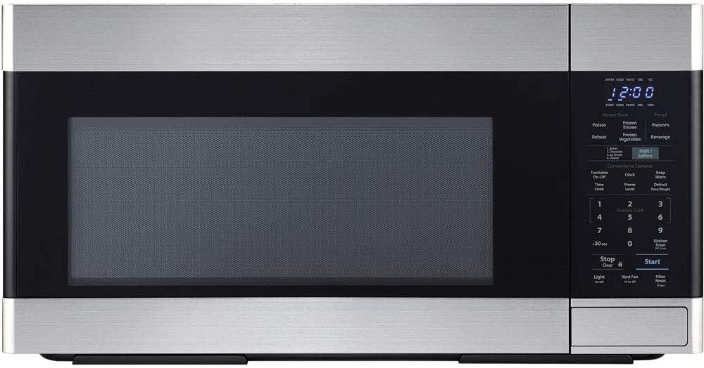 Sharp Over The Range Microwave Oven