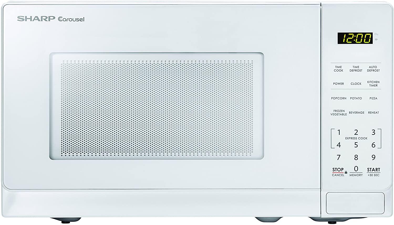 Sharp ZSMC0710BW Countertop Microwave
